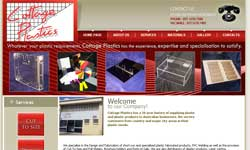 Plastic Fabricator Website