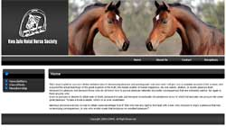 Horse Club Website